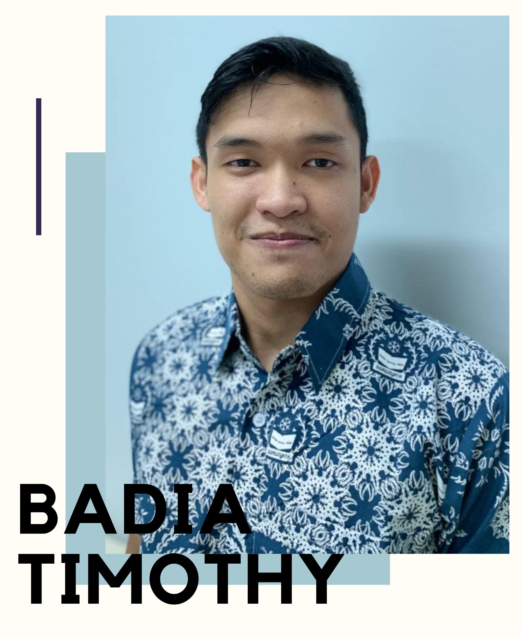 Badia Timothy_more